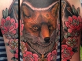 what-does-a-fox-say-tattoo